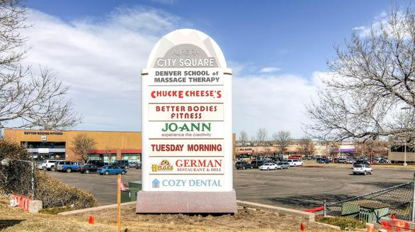 Aurora City Square Core Acquistions Commercial Real